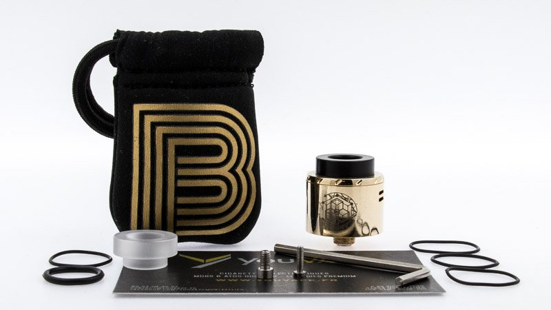 packaging complet du mini b rda