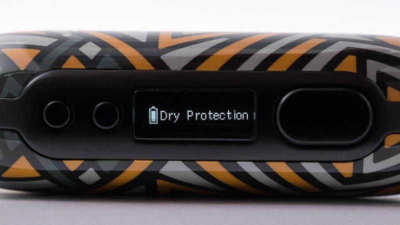 Protection contre les Dry-Hit