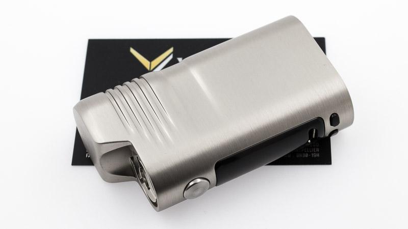 La Petite Box est haute 79mm avec un connecteur 510 étagé