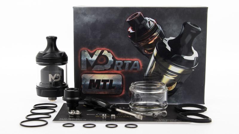 packaging complet du md mtl rta