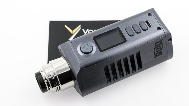 la box odin associée au dripper deVaperz Cloud, leAsgard Mini