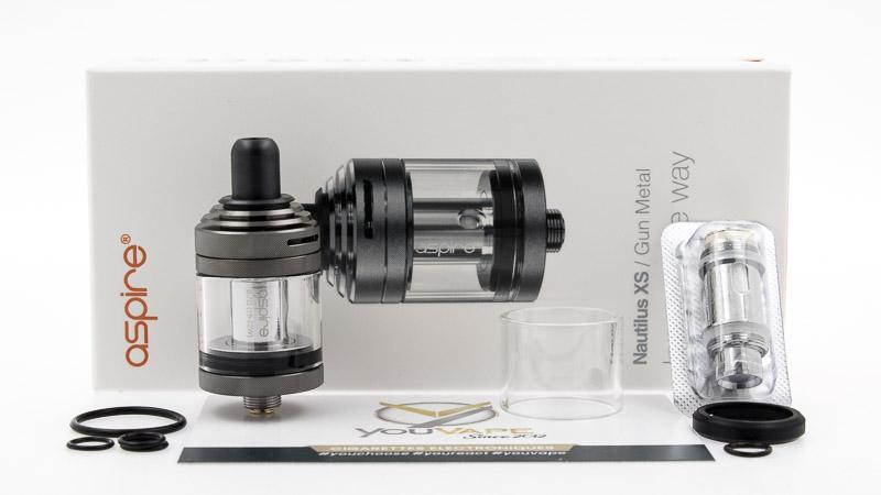 packaging complet du nautilus xs