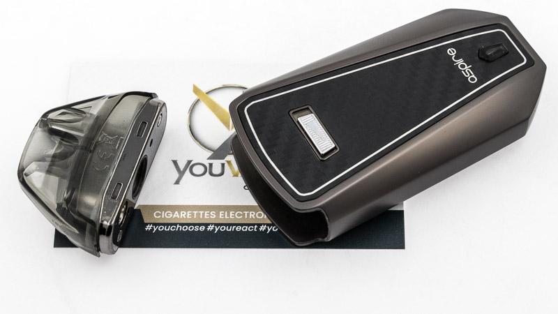 batterie et cartouche avp pro