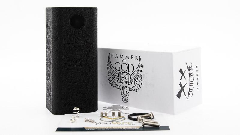 packaging complet de la hammer of god
