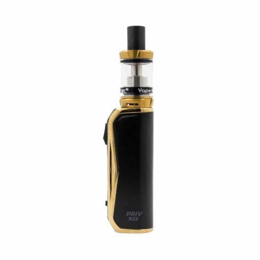 Kit Priv N19 Black Gold par Smok