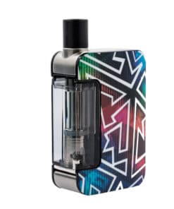 Pod Exceed Grip Rainbow Tatoo par Joyetech