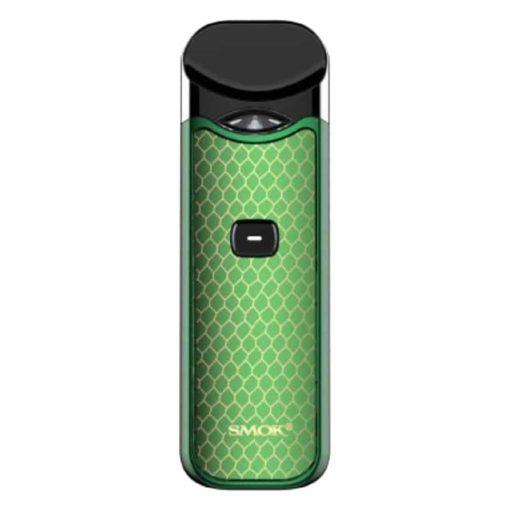 Pod Nord Bottle Green par Smok