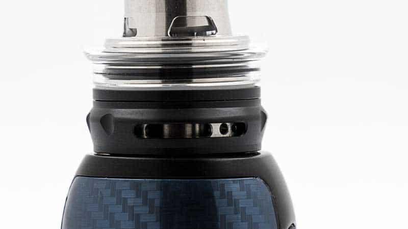 kit iStick Rim C et son clearomiseur Melo 5 un atomiseur capable d'offrir de gros volumes de vapeur