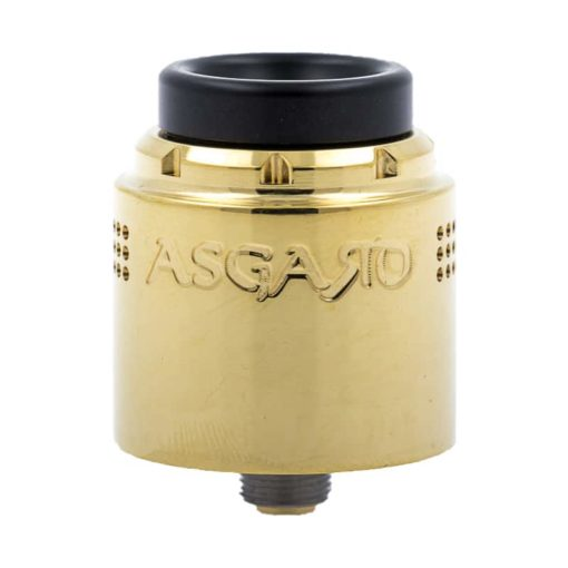 Asgard Mini rda gold par Vaperz Cloud