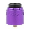 Asgard Mini rda purple par Vaperz Cloud