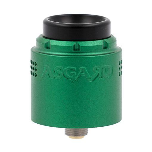 Asgard Mini rda satin green par Vaperz Cloud