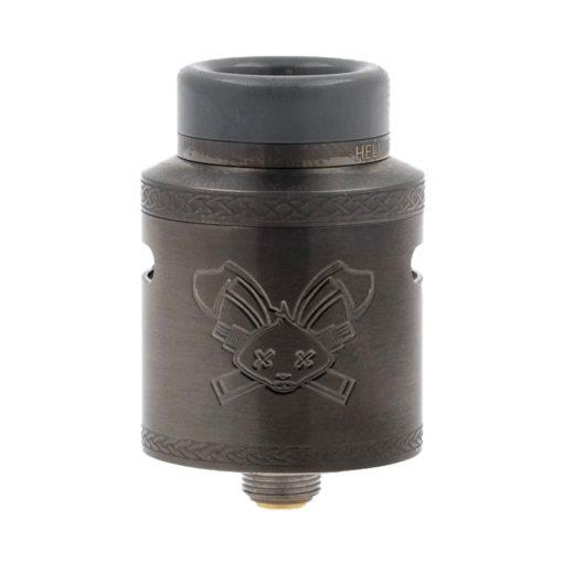 Dead Rabbit V2 rda Gun Metal par Hellvape