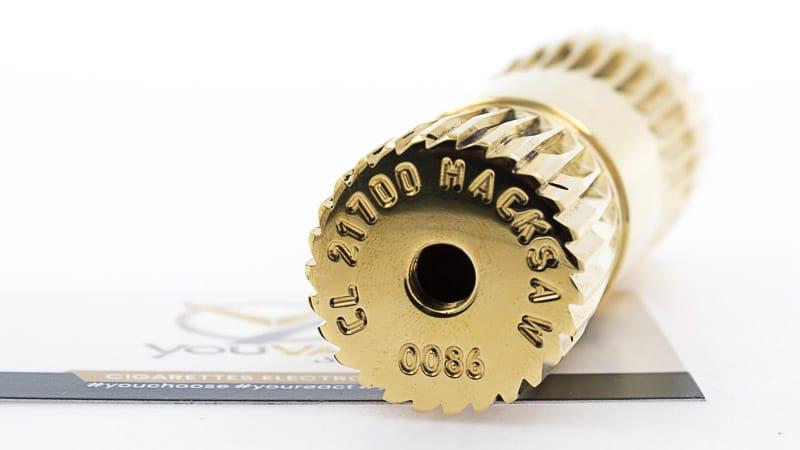 Connexion Hybride du Hacksaw Mod 21700