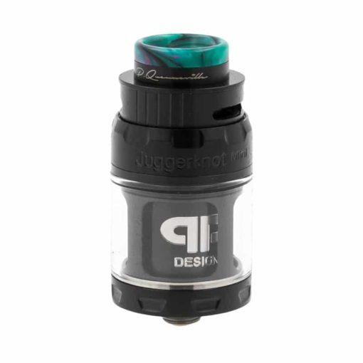 Juggerknot Mini rta black par Qp Design