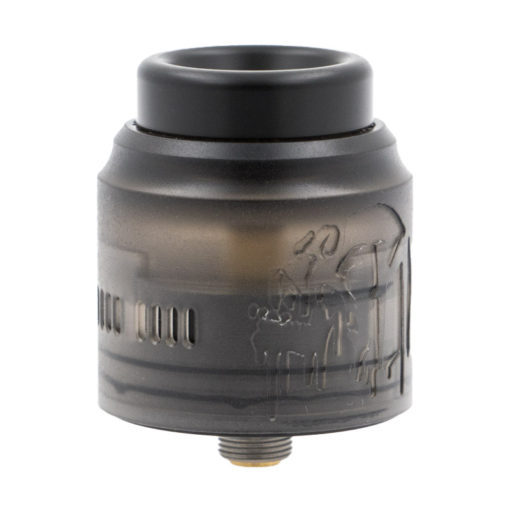 Nightmare mini 25 rda Smoked Out Suicide Mods