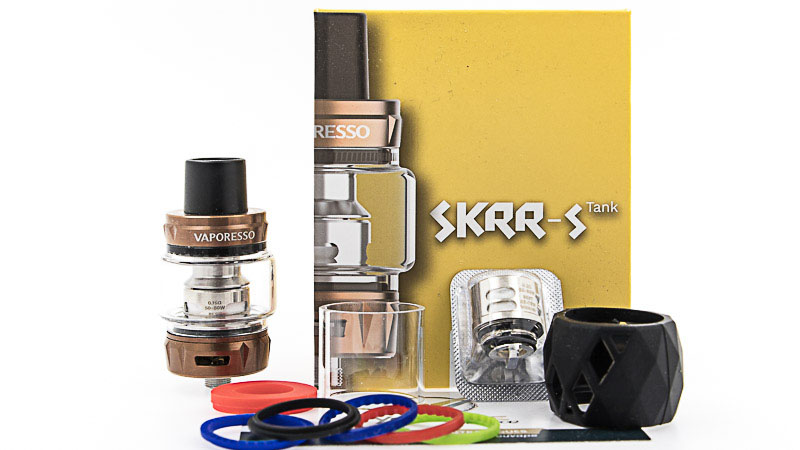 Contenu du coffret du SKRR-S