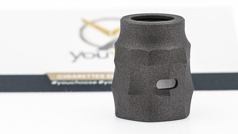 Spectrum Cap BD22 Tungsten Grey de Comp Lyfe