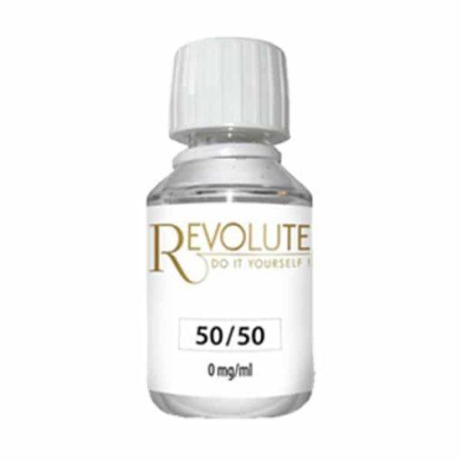 Base 0mg 50/50 115ml par Revolute