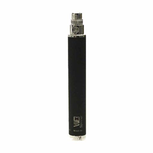 Batterie spinner 650mah black par Vision