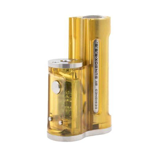 Box Easy yellow polished par Sunbox & ambition mod