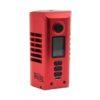 Box Odin dna250c red par Vovpo & Vaperz Cloud