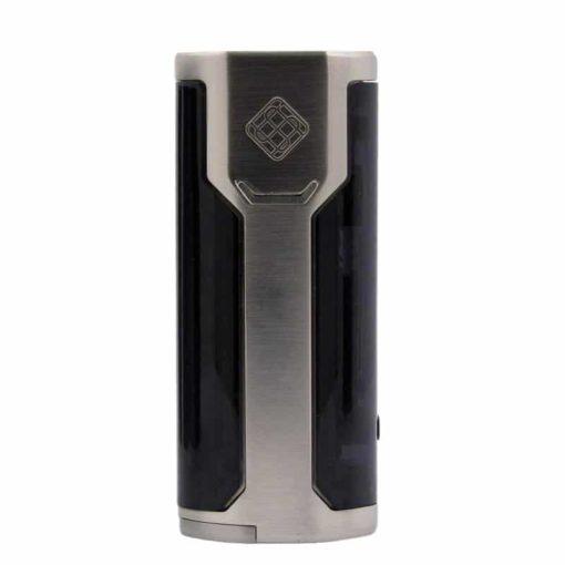 Box Sinuous P80 silver par Wismec
