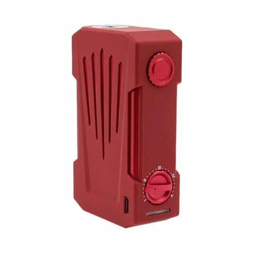 Box Invader 4X de Teslacig - Red - Youvape