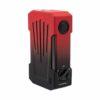 Box Invader 4X- Black-Red de Teslacig