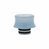 Drip tip 510 evase blue par reeawpe