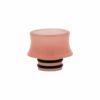 Drip tip 510 evase pink par reeawpe