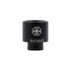 Drip tip 510 Friction Fit black par Dotmod