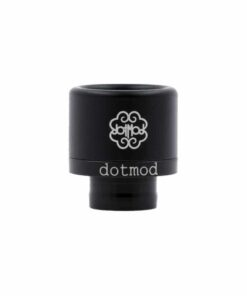Drip tip 510 Friction Fit black par Dotmod