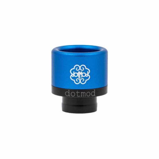 Drip tip 510 Friction Fit Blue par Dotmod