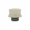 Drip tip 510 evase white par reeawpe