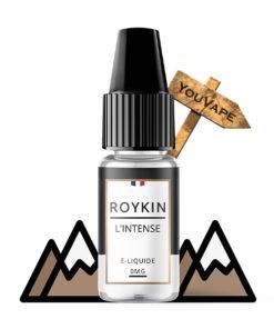 Eliquide L'Intense par Roykin