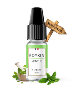 Eliquide Menthe par Roykin