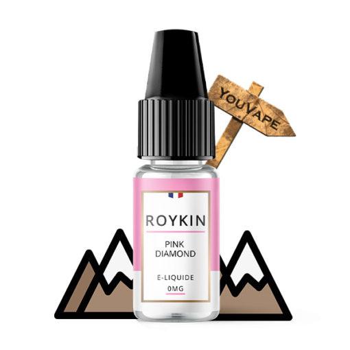 Eliquide Pink Diamond par Roykin