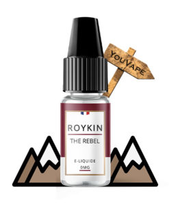 Eliquide The Rebel par Roykin
