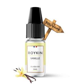 Eliquide Vanille par Roykin