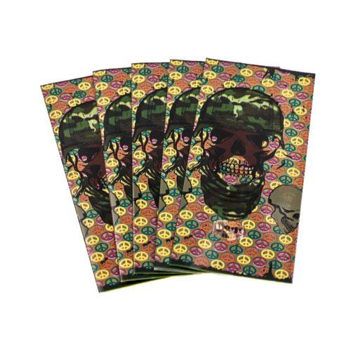 Pack de 5 wraps 20700 - 21700 anti war
