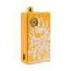 portes custom chrysanthemum flower gold pour Dotaio par dotmod