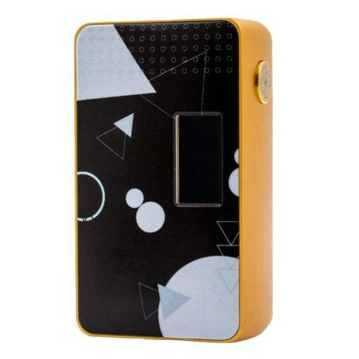 Portes Custom Black / White pour Dotsquonk 100w par Dotmod