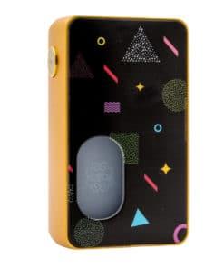 Portes Custom Multicolors pour Dotsquonk 100w par Dotmod