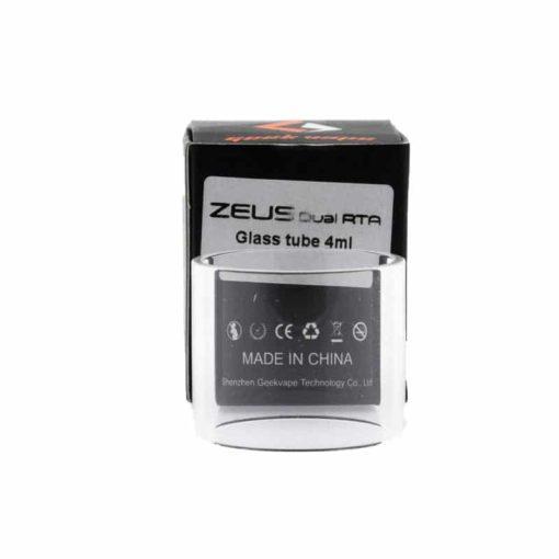 réservoir pyrex zeus x / dual rta 4ml par geek vape