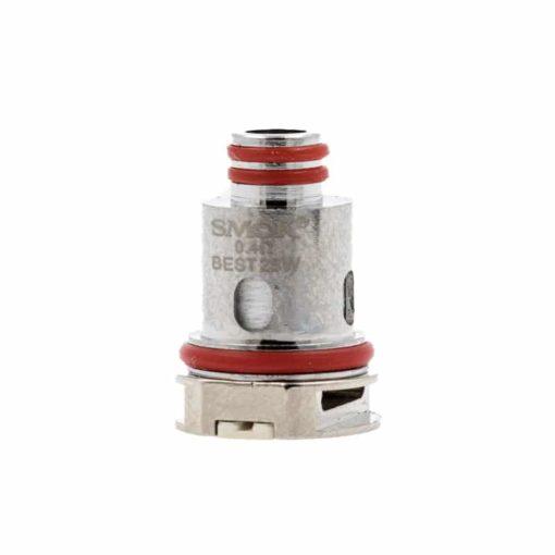 résistances pod rpm40 0.40 ohm par Smok