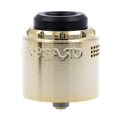 Asgard RDA 30mm Gold par Vaperz Cloud
