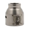 GrenadeCap Jason Machete BD24 Raw Titanium par Comp Lyfe