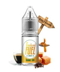 Eliquide The Bucks Oil Instant Fuel 10ml par Fruity Fuel