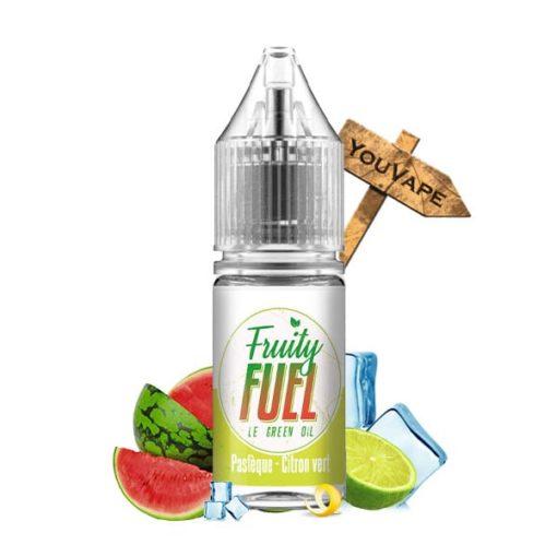 Eliquide The Green Oil 10ml par Fruity Fuel