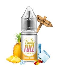 Eliquide The Yellow Oil 10ml par Fruity Fuel